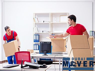 Office Shifting Services in Dubai